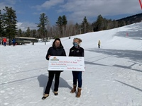 Cranmore Mountain Meisters Donate to End 68 Hours of Hunger