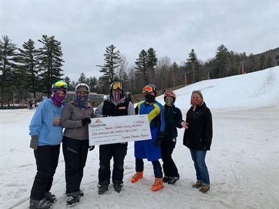 Cranmore Donates over $5,000 to Local Charities Through Weekly Mountain Meister Race League