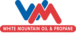 white mountain oil logo